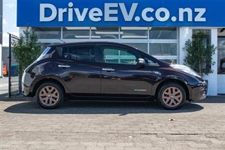 2014 Nissan Leaf X 80th Special Colour Limited