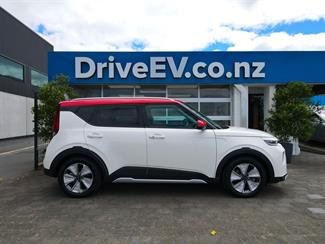 2020 Kia Soul EV First Edition